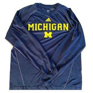 Adidas Michigan Long sleeve